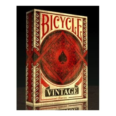 Vintage Playing Cards by Bicycle: Office Products