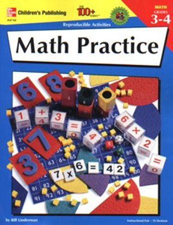 Math Practice Gr 3-4 100+