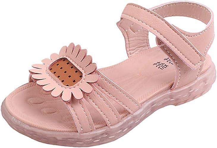PLOT Children Baby Sandals Kids Floral