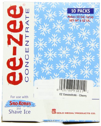Snappy Popcorn EZ Concentrate10 Pouch Junior Carton, Cher...