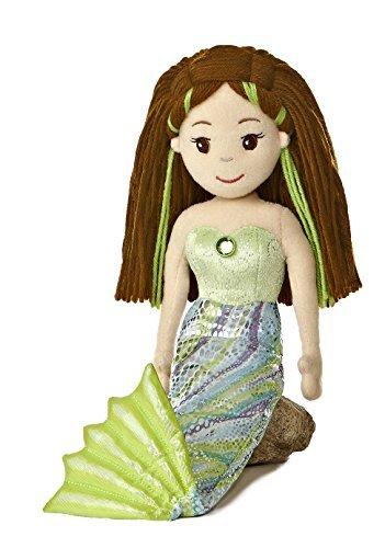 "Aurora World Sabrina Mermaid 18"" Plush from Aurora"