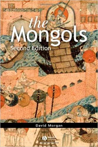 the history of central asia the age of islam and the mongols volume 3