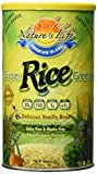 Nature's Life , Super Rice Green, Delicious Vanilla Bean Flavor, 1 Pound