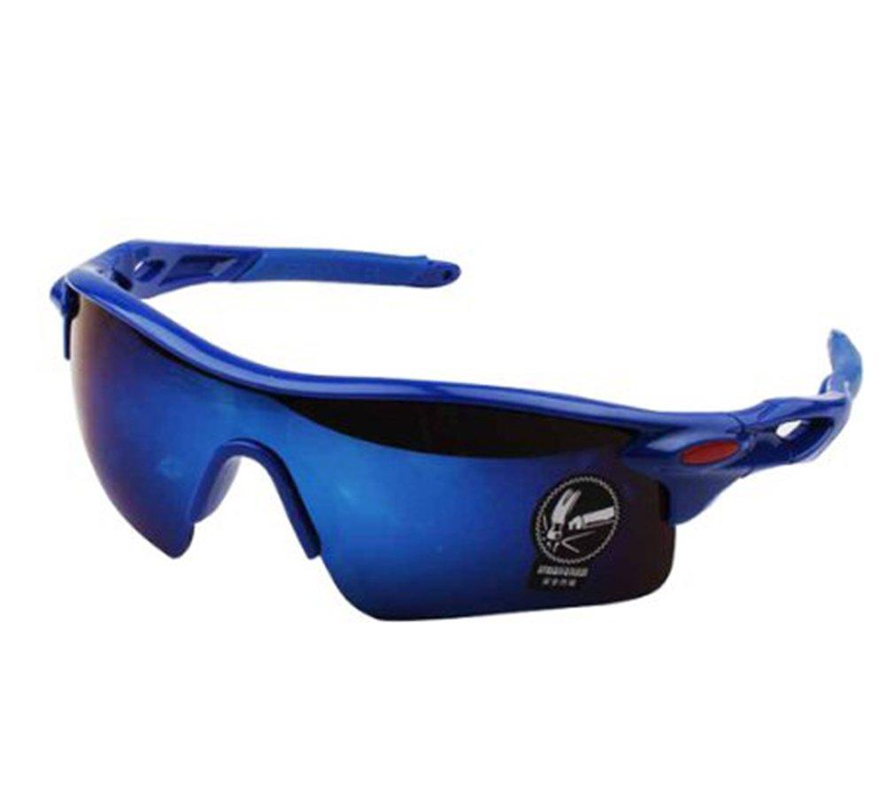 86e44e97a0 Wa Gafas de Sol Deportivas Polarizadas para Hombre para Esquiar Golf Correr  Ciclismo Súper Liviana para Hombre y Mujer: Amazon.es: Hogar