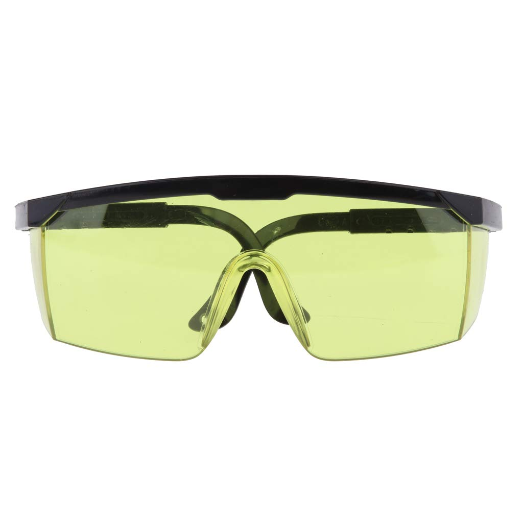 Safety Goggles Eye Protection Blue Light Blocking Glasses 5 Colorful Lens
