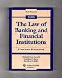 img - for The Law of Banking and Financial Institutions 2008, Statutory Supplement book / textbook / text book