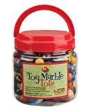 Mega Fun USA Toy Marble Tote with Mega Marbles