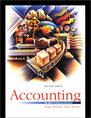 Accounting The Basis For Business Decisions Accounting The Basis