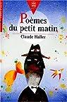 Poèmes du petit matin par Haller