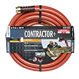 Swan Contractor SNCG58050 5/8-Inch by 50-Foot Grey Water Hose