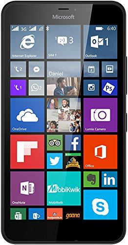 Microsoft Lumia 640 Black