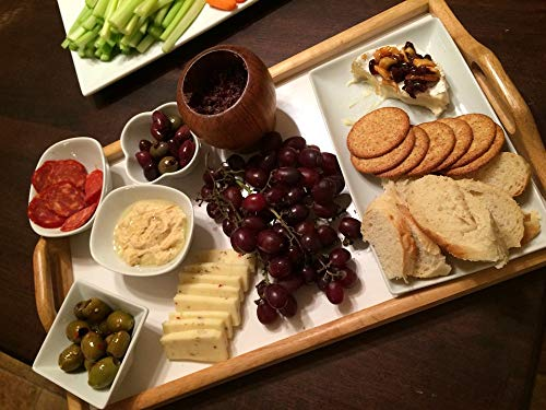 Home Comforts Peel-n-Stick Poster of Cheese Platter Food Appetizer Vivid Imagery Poster 24 x 16 Adhesive Sticker Poster Print