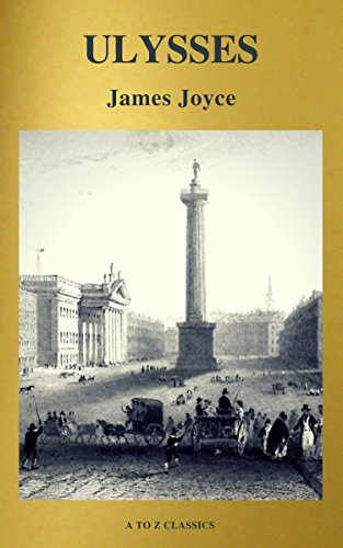 #freebooks – Ulysses (Active TOC, Free Audiobook) (A to Z Classics) by James Joyce