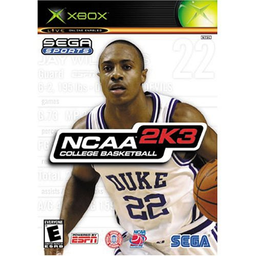 Ncaa College Basketball 2k3 / Game B00007B9N1