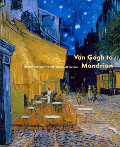 Museum Modern Art Van Gogh - 2