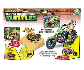 Tortugas Ninja - Vehículo Copter, 24 x 19 cm (Giochi ...