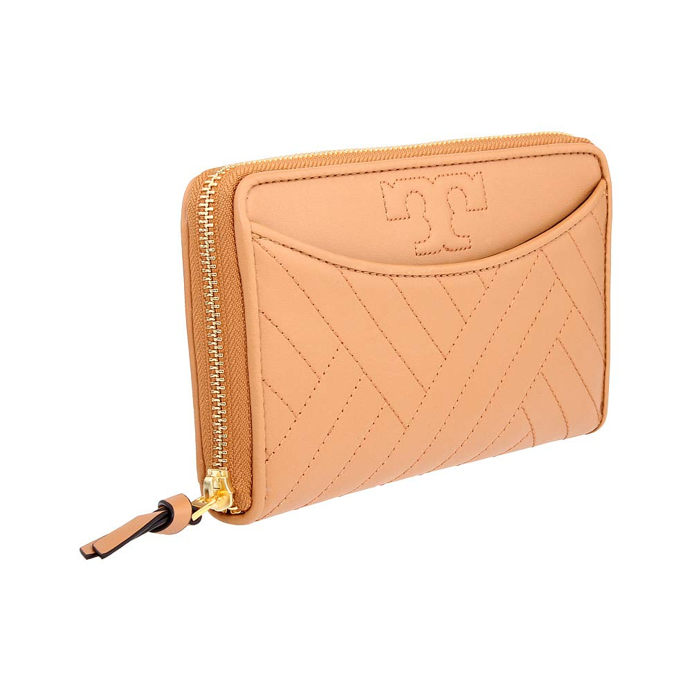 b5906a114 Amazon.com  Tory Burch Alexa Ladies Large Leather Wallet 43054256  Watches