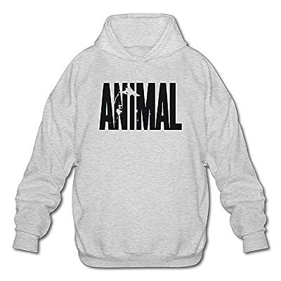 Animal Letter Print Stringer Bodybuilding Men's Hoodies Sweatshirts Hoodie Design