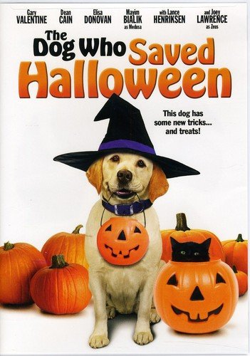 Dog Who Saved Halloween, The]()