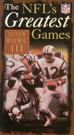 The NFL's Greatest Games - Super Bowl III (New York Jets vs. Baltimore Colts) - Malls York Outlets New