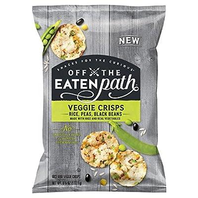 Sans Potato Chips Veggie Crisps By Off The Eaten Path, 6.25 Ounces
