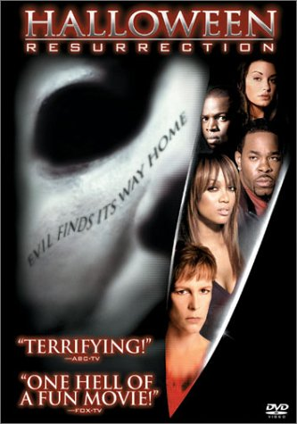 Halloween: Resurrection (Thriller Light Show Halloween)