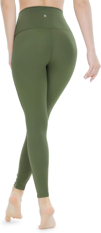 QUEENIEKE Leggings de Yoga /à Taille Haute Pantalons Collants de Course Entra/înement pour Femmes