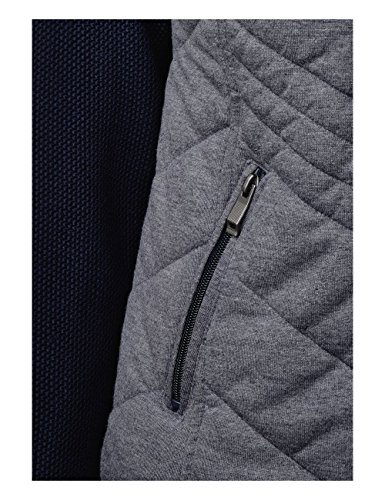 Chaqueta Blue Jacket De Jersey deep Mujer 20128 Traje Knit Cecil Mix Blau Para 4ScB4n