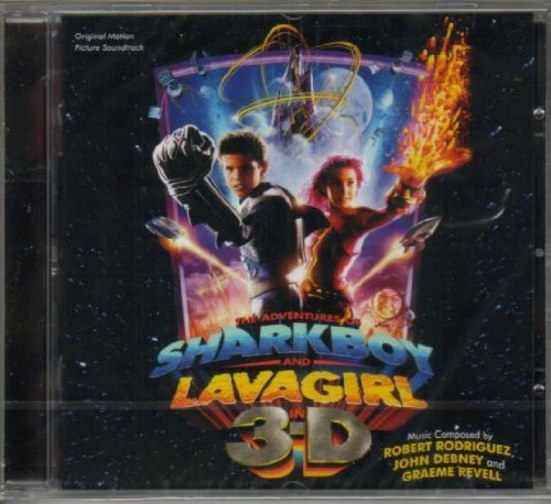 The Adventures of Sharkboy and Lavagirl in 3-D (2005-01-01)