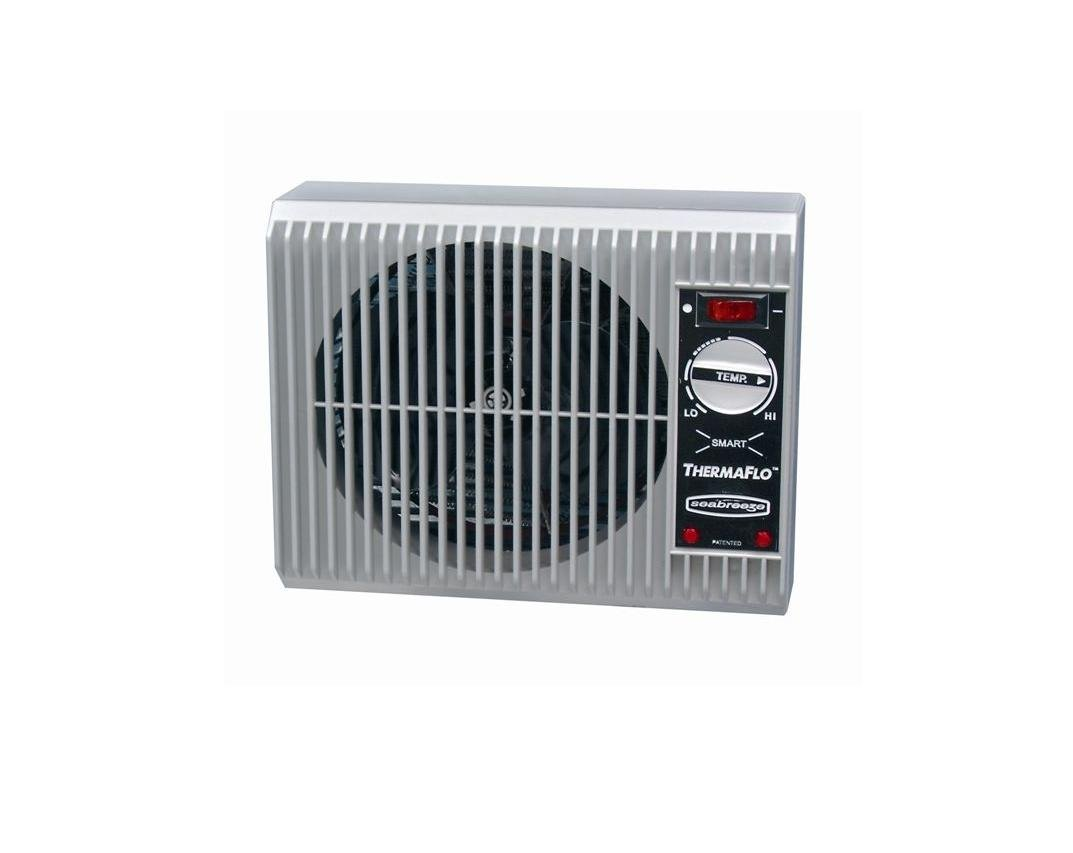 """Seabreeze SF12TA """"Off The Wall"""" Bed/Bathroom Heater With"""