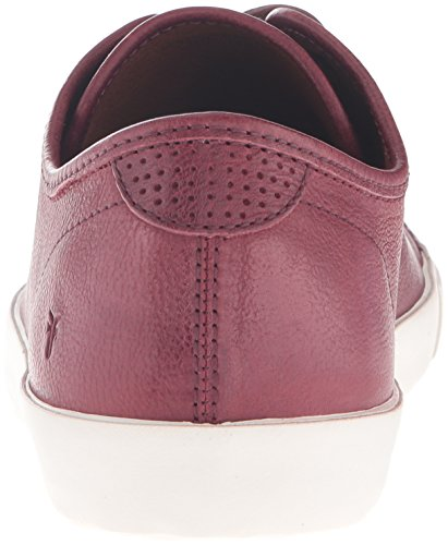 Frye Brett Fashion Low Men's Bordeaux Sneaker rrq5wgZx