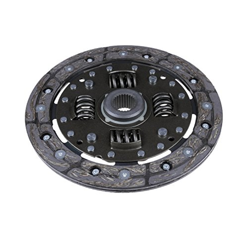 Blue Print ADN13172 Clutch Disc, pack of one:
