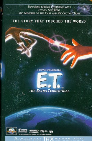 E.T. - The Extra-Terrestrial [VHS]