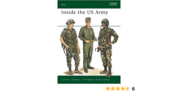 Inside the US Army (Elite Book 20) (English Edition)