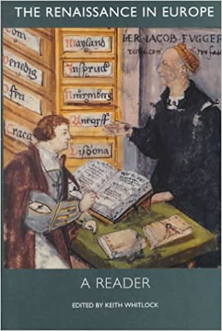The Renaissance in Europe: A Reader (Open University: The Renaissance in Europe)