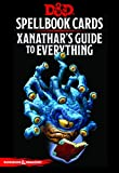 Book cover from Gale Force 9 Dungeons & Dragons Spellbook Cards Xanathars Guide to Everything Board Games by Wizards RPG Team