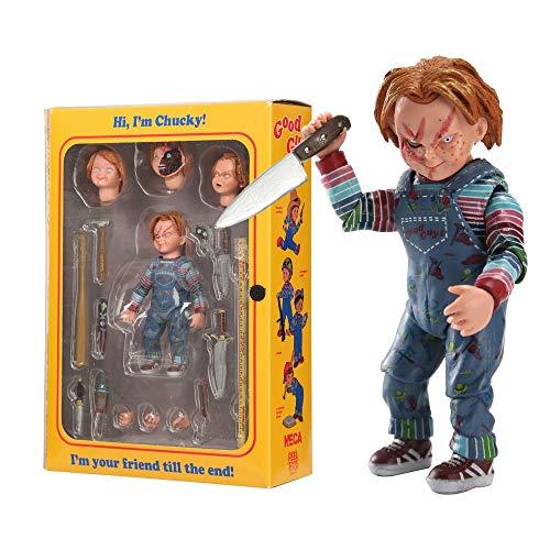 Peace Bird 4 Inch Chucky Doll Action