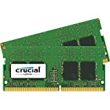 Crucial 32GB Kit (16GBx2) DDR4 2133 MT/s (PC4-17000) SODIMM 260-Pin - CT2K16G4SFD8213