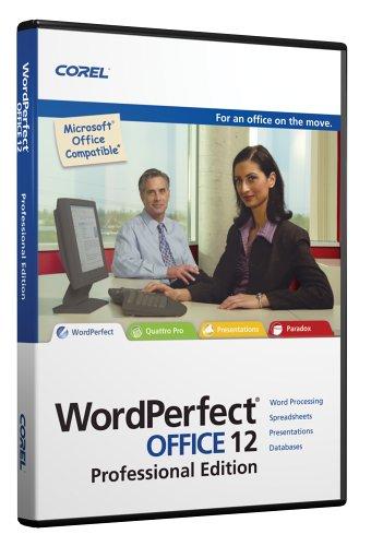 Amazon corel wordperfect office 12 professional old version corel wordperfect office 12 professional old version freerunsca Image collections