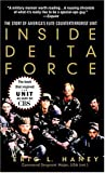 Inside Delta Force, Eric Haney, 0440237335