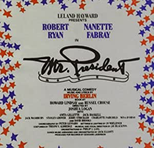 Mr. President (1962 Original Broadway Cast)