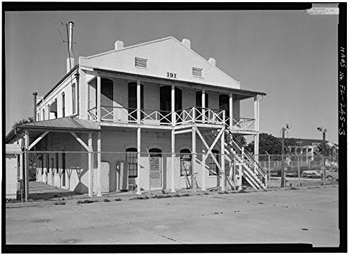 Photo: U.S. Naval Air Station,Bower's Store,Pensacola,Escambia County,FL,Florida,1 (Pensacola Stores)