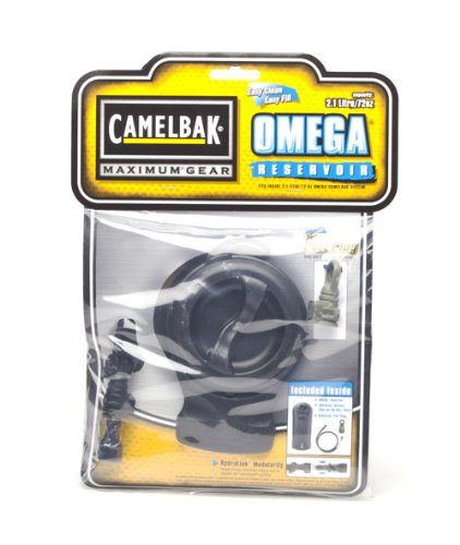 Camelbak 72 oz/2.1L MG Omega Reservoir (Low Profile) 90342, Outdoor Stuffs