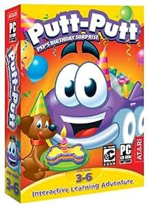 Putt Putt: Pep's Birthday Surprise