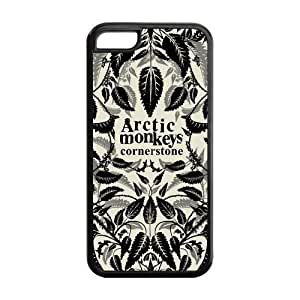 Arctic Monkeys Solid Rubber Customized Cover Case for iPhone 5/5s 5/5s-linda199