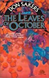 The Leaves of October, Don Sakers, 0671654225