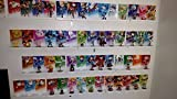 Smash Brothers Amiibo Wall Display/Stands/ Mount. All 58 Slots! FREE SHIPPING! All DLC Included!