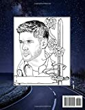 Supernatural Coloring Book: An Incredible Gift For