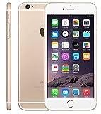 Apple iPhone 6 Plus, GSM Unlocked, 128GB - Gold (Refurbished)