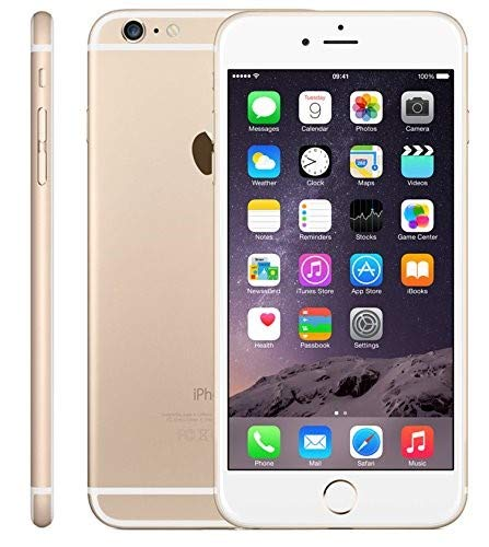 Apple iPhone 6 Plus, GSM Unlocked, 128GB - Gold